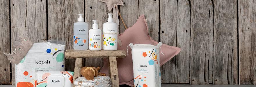 photo de produit pour bébé koosh
